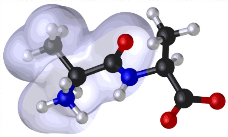 Benzoylglycyl-L-lysine
