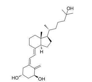 Calcitriol (1,25-Dihydroxyvitamin D3)