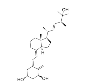 Ercalcitriol (1α,25-Dihydroxy Vitamin D2)